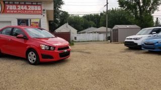 Used 2014 Chevrolet Sonic LT for sale in Edmonton, AB