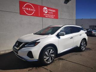 New 2020 Nissan Murano S / Never Registered / for sale in Edmonton, AB