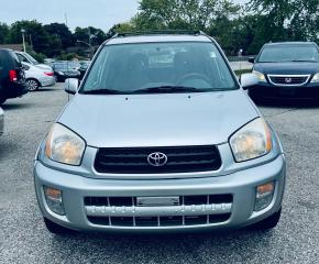 Used 2002 Toyota RAV4 4WD for sale in Scarborough, ON