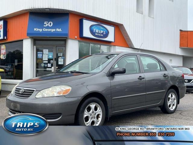 2007 Toyota Corolla 4dr Sdn Auto CE| 1 OWNER| NO REPORTED ACIIDENTS!
