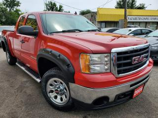 Used 2009 GMC Sierra 1500 EXTENDED CAP/4WD/SIDE BARS/LOADED/ALLOYS for sale in Scarborough, ON