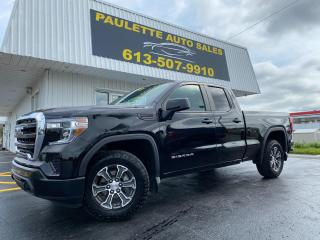 Used 2019 GMC Sierra 1500 Clean CarFax! X31 Off Road Package! Bed Liner! Remote Power Tailgate! for sale in Kingston, ON