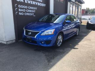 Used 2014 Nissan Sentra SR for sale in Abbotsford, BC