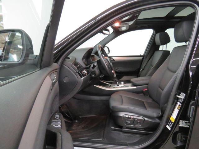 2017 BMW X3 xDrive Navigation Leather Sunroof Backup Camera