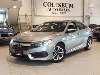 Used 2018 Honda Civic LX-AUTOMATIC-HEATED SEATS-CARPLAY-REAR CAMERA-73KM for sale in Toronto, ON