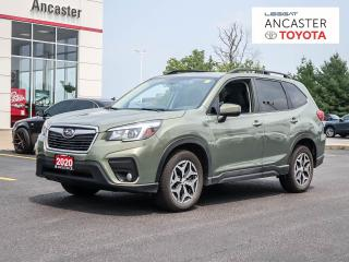 Used 2020 Subaru Forester Convenience CONVENIENCE | BACKUP CAM | POWER SEAT for sale in Ancaster, ON
