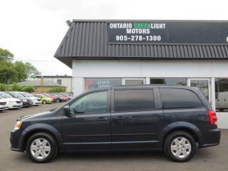 Used 2013 Dodge Grand Caravan SXT, LOW KM, FULL STOW AND GO, 7 PASSENGERS for sale in Mississauga, ON