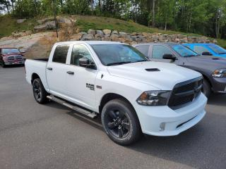 New 2021 RAM 1500 Classic Tradesman EXPRESS NIGHT EDITION for sale in Huntsville, ON
