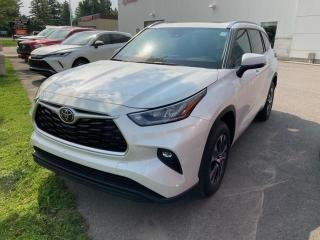 New 2021 Toyota Highlander XLE AWD+POWER MOONROOF+POWER LIFTGATE! for sale in Cobourg, ON