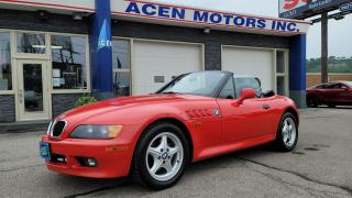 Used 1997 BMW 3 Series 2doors roadster/ excellent condition for sale in Hamilton, ON