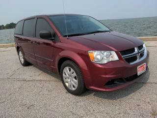 Used 2017 Dodge Grand Caravan CVP/SXT Low K's Stow N Go Cruise Control for sale in Belle River, ON