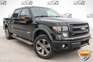 Used 2014 Ford F-150 FX4 SOLD AS TRADED, YOU CERTIFY, YOU SAVE!!! for sale in Barrie, ON
