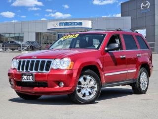 Used 2010 Jeep Grand Cherokee LIMITED 4WD for sale in Hamilton, ON