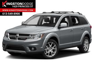 Used 2016 Dodge Journey R/T | AWD | 7-PASSENGER | REMOTE START | for sale in Kingston, ON