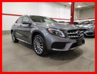 Used 2018 Mercedes-Benz GLA GLA250 4MATIC PREMIUM SPORT ACTIVE PARKING ASSIST for sale in Vaughan, ON