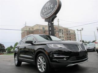Used 2017 Lincoln MKC AWD 4DR SELECT for sale in Burlington, ON