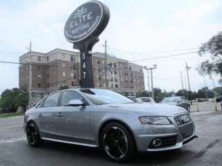 Used 2011 Audi S4 4dr Sdn S tronic Premium for sale in Burlington, ON