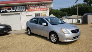 Used 2012 Nissan Sentra for sale in Edmonton, AB