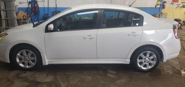 2012 Nissan Sentra SR
