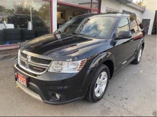 Used 2012 Dodge Journey SXT for sale in Hamilton, ON