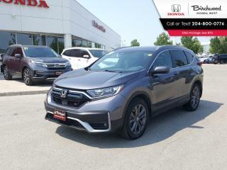 Used 2020 Honda CR-V Sport Apple CarPlay - Android Auto - Heated Seats - Bluetooth for sale in Winnipeg, MB