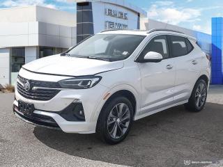 "New 2022 Buick Encore GX Essence ""Fall into Savings!"" for sale in Winnipeg, MB"