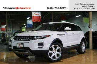 Used 2014 Land Rover Range Rover Evoque PURE PLUS - BLINDSPOT|LANEKEEP|PANO|360CAMERA|NAVI for sale in North York, ON