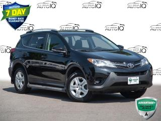 Used 2014 Toyota RAV4 LE Steering Wheel Mounted Audio Controls | Heated Door Mirrors for sale in Welland, ON