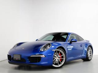 Used 2014 Porsche 911 CARRERA S I PDK I NAVI I 20 IN WHEELS for sale in Vaughan, ON