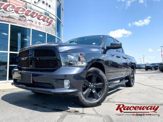 Used 2020 RAM 1500 Classic | RACEWAY DEMO | NIGHT EDITION | BARELY USED for sale in Etobicoke, ON