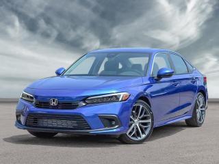 New 2022 Honda Civic Sedan Touring CVT for sale in Amherst, NS