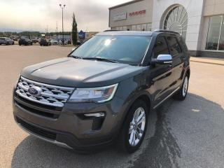 Used 2019 Ford Explorer XLT PLUS, LEATHER, NAVIGATION,SUNROOF for sale in Slave Lake, AB