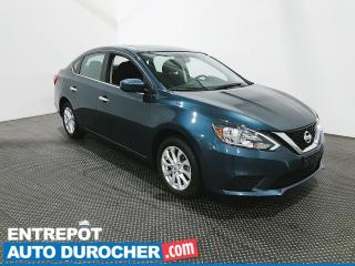 Used 2018 Nissan Sentra AUTOMATIQUE - TOIT OUVRANT - AIR CLIMATISER - for sale in Laval, QC