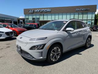 New 2022 Hyundai KONA EV Preferred for sale in Port Coquitlam, BC
