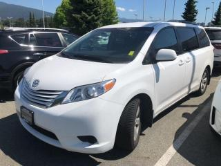 Used 2015 Toyota Sienna LE 8 PASSENGER for sale in North Vancouver, BC