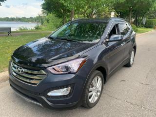 Used 2015 Hyundai Santa Fe Sport 2.4 Premium for sale in Roxboro, QC