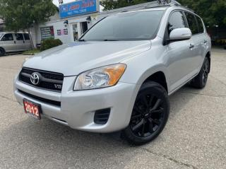 Used 2012 Toyota RAV4 4WD 4dr V6 Base 2 sets of RIMS AND TIRES for sale in Brampton, ON