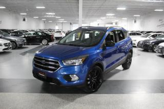 Used 2017 Ford Escape PANOROOF I LEATHER I REAR CAM I CARPLAY I HEATED SEATS for sale in Mississauga, ON