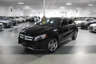 Used 2015 Mercedes-Benz GLA GLA250 4MATIC NO ACCIDENTS I A.M.G I NAVIGATION I PANOROOF for sale in Mississauga, ON