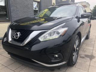 Used 2015 Nissan Murano AWD for sale in Nobleton, ON