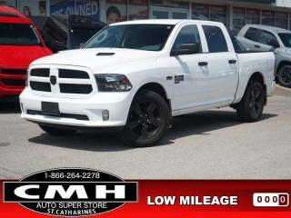 Used 2019 RAM 1500 Classic ST  CAM P/SEAT HTD-SEATS HTD-S/W 20-AL for sale in St. Catharines, ON