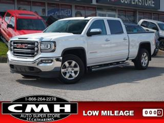 Used 2018 GMC Sierra 1500 SLT  NAV ROOF LEATH HTD-S/W TOW 18-AL for sale in St. Catharines, ON