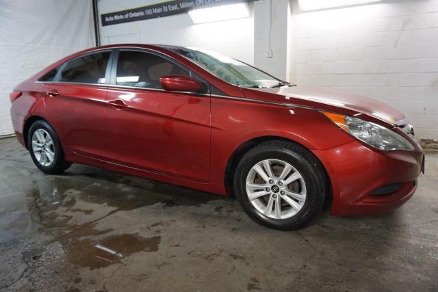 2013 Hyundai Sonata GLS CERTIFIED 2YR WARRANTY *ACCIDENT FREE* BLUETOOTH HEATED SEAT ALLOYS