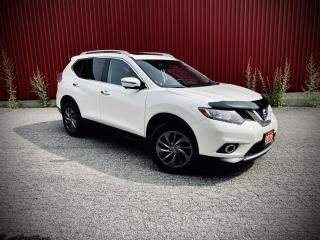 Used 2016 Nissan Rogue SL, AWD, NAVI, B-CAM, PANO ROOF, LEATHER for sale in Scarborough, ON