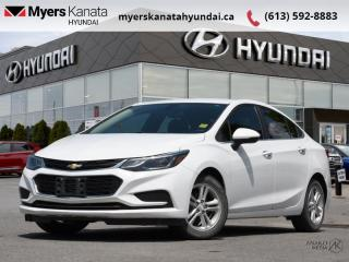 Used 2018 Chevrolet Cruze LT  - $118 B/W for sale in Kanata, ON