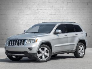 Used 2011 Jeep Grand Cherokee Overland 4WD LEATHER! NAVIGATION! for sale in London, ON