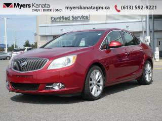 Used 2012 Buick Verano w/1SD for sale in Kanata, ON