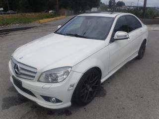 Used 2009 Mercedes-Benz C-Class C350 Sport Sedan for sale in Burnaby, BC