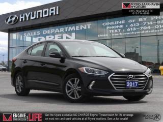 Used 2017 Hyundai Elantra GL  - $104 B/W for sale in Nepean, ON