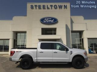Used 2021 Ford F-150 CREW 4X4 LEVEL UPGRADED TIRES AND WHEELS for sale in Selkirk, MB